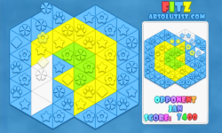 Fitz: Free Match 3 puzzle screenshot 5/5