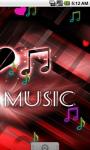 Love Music Cool Live Wallpaper screenshot 3/4