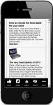 Best Tablets screenshot 2/4