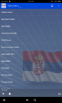 Serbia Radio Stations screenshot 1/3