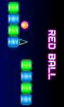 Glow Ball Game screenshot 1/3