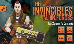 The Invincibles Alien Forces screenshot 1/6
