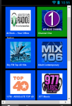Top 40 Radio Stations screenshot 1/3