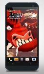 Green Angry Bull Live Wallpaper screenshot 3/3