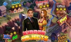 4 Town City Hidden Objects screenshot 3/6