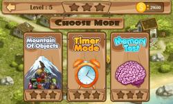 4 Town City Hidden Objects screenshot 6/6