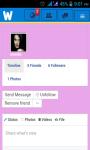 WhyFriend Lite screenshot 4/6