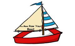 Kids Poem Row Your Boat screenshot 1/4