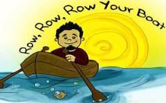 Kids Poem Row Your Boat screenshot 2/4