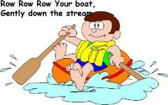 Kids Poem Row Your Boat screenshot 3/4