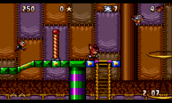 Aero the Acro-Bat 2 screenshot 4/4