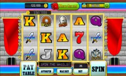 Slots Medieval Knight screenshot 1/4