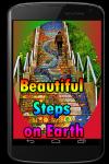 Beautiful Steps on Earth screenshot 1/3