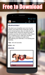 Belly Fat burn workouts screenshot 4/4