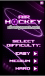 Air Hockey Online screenshot 1/6
