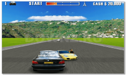 Action Driving Game screenshot 1/4