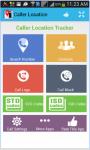 MobileCaller LocationTracker screenshot 1/6