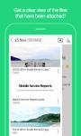 Free-mobile Email screenshot 2/3