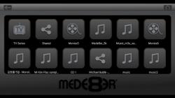 Mede8er Smart Remote Full active screenshot 1/6