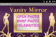 Vanity Mirror App screenshot 1/4