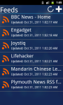 RSS Alarm Lite screenshot 2/3