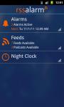 RSS Alarm Lite screenshot 3/3