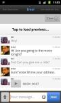 imo instant messenger screenshot 1/6