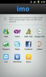 imo instant messenger screenshot 2/6