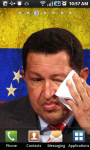 Hugo Chavez Live Wallpaper screenshot 2/3