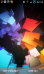 Nexus Galaxy Boot Live Wallpaper screenshot 1/3