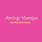 Apology Messages For Your Sweetheart S40 screenshot 1/1