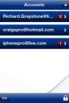 EmailGuru - Full-fledged Hotmail (Live & MSN) Browser screenshot 1/1