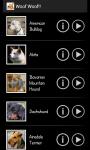 Woof Woof Dog Sounds screenshot 2/4