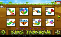 Kids Tangram Style screenshot 1/6