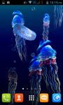 Jellyfish Live Wallpaper Best screenshot 3/4
