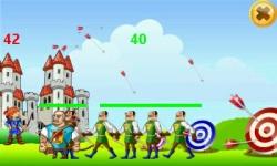 Archer Of The Castle screenshot 1/4