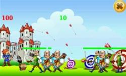 Archer Of The Castle screenshot 2/4