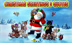 Christmas Greetings - Xmas Quotes and much more screenshot 1/6