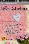 Love Calculator Percetage screenshot 1/4