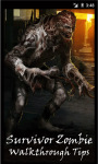 Survivor Zombie Walkthrough Tips screenshot 1/4