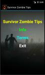 Survivor Zombie Walkthrough Tips screenshot 2/4