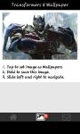 Transformers Cool Wallpaper screenshot 4/6