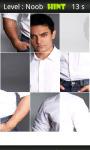 Aamir Khan Jigsaw Puzzle screenshot 4/5