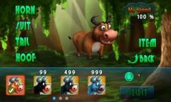 Angry Bull 3D Attack  screenshot 2/6