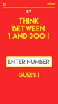 Guess The Number App screenshot 3/5