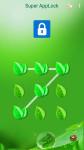 AppLock Theme Green screenshot 2/2