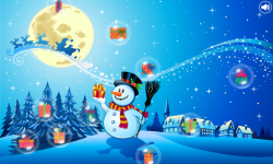 Christmas Bubbles for Kids screenshot 2/6