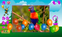 Puzzles nature screenshot 6/6