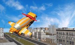 Flying Construction Truck screenshot 1/4