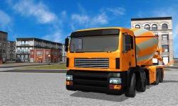 Flying Construction Truck screenshot 4/4